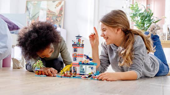 How Lego is adding augmented reality to playtime