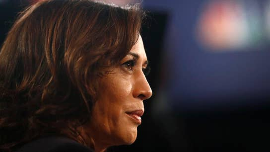 Kamala Harris: I have a great deal of respect for Joe Biden, but this is one issue in which we disagree