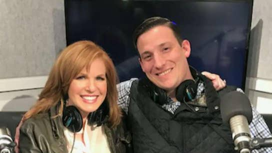 Marine captain talks to Liz Claman about his military injuries and overcoming adversity