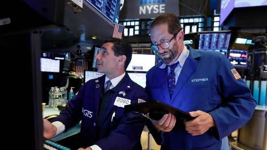How do the markets view trade and the Fed?