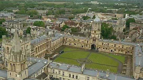 Blackstone CEO donates $188M to Oxford University