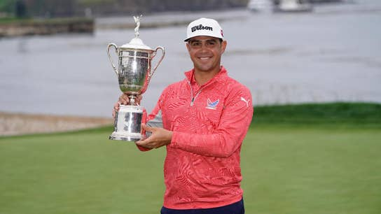 Gary Woodland on the tax implications of his U.S. Open win in California