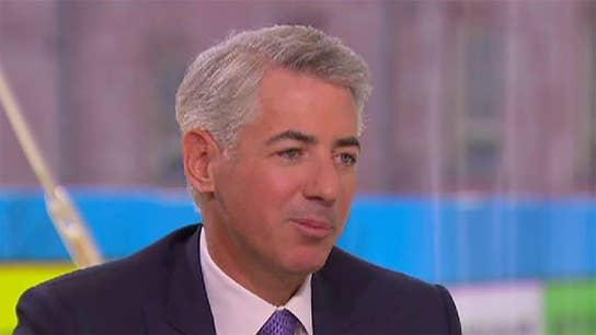 Bill Ackman warns United Technologies, Raytheon merger makes 'no sense'