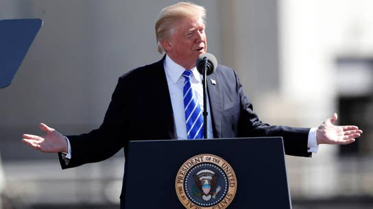 Trump defends remarks about taking foreign government intel on rivals
