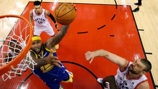 NBA Finals: Justin Trudeau, Nancy Pelosi place bet on Raptors-Warriors outcome