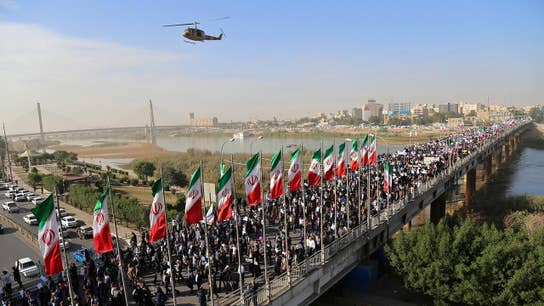 Col. David Hunt on Iran: We'll see more sanctions