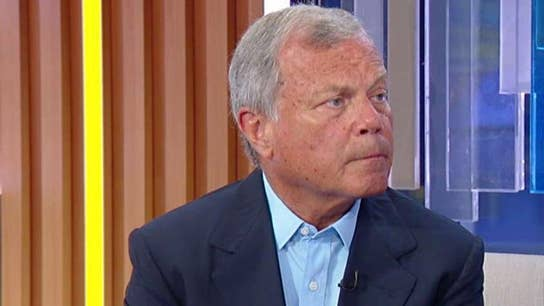 Sir Martin Sorrell: Social media is responsible for their content