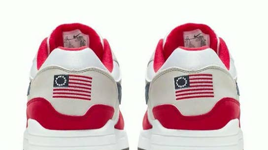 StockX pulls Nike 'Betsy Ross flag' sneakers from resale site, cites company values