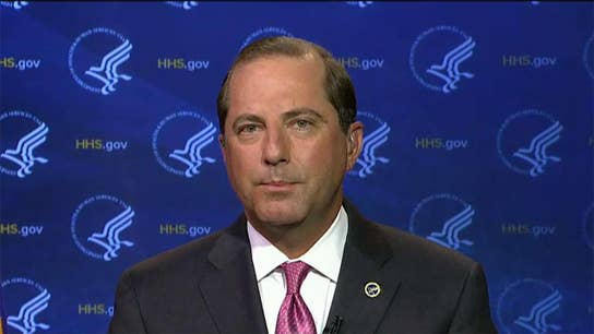 Alex Azar: Trump is committed to protecting Medicare for America's seniors