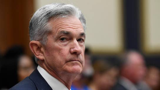 Fed's Powell on the biggest potential concerns for the US economy