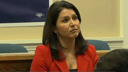 Google sued for $50M by Democratic candidate Tulsi Gabbard
