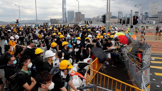 Impact of Hong Kong protests on US-China trade talks