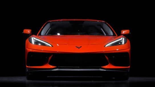 Astronaut Scott Kelly: Corvette fans will love this car
