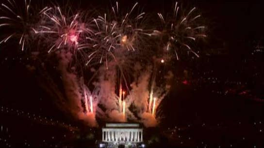 Grucci's big plans for the 4th of July fireworks display in Washington, DC