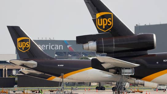 UPS CEO: China exports to US has reduced