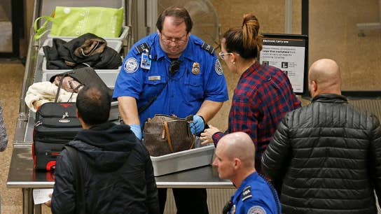 TSA memo reveals flaws in security checks of food, other items