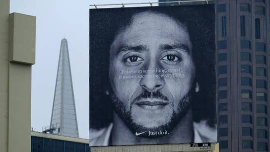 Nike shares fall after pulling 'Betsy Ross flag' shoes