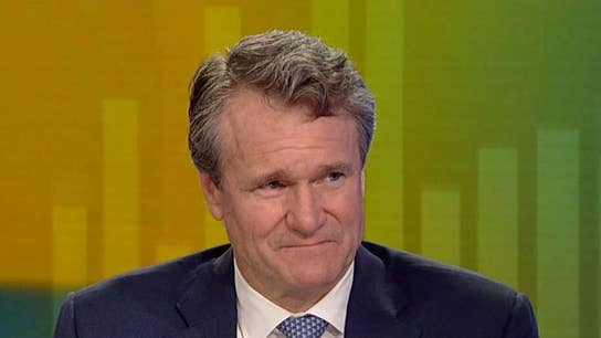Bank of America CEO: Anonymous currencies are not good