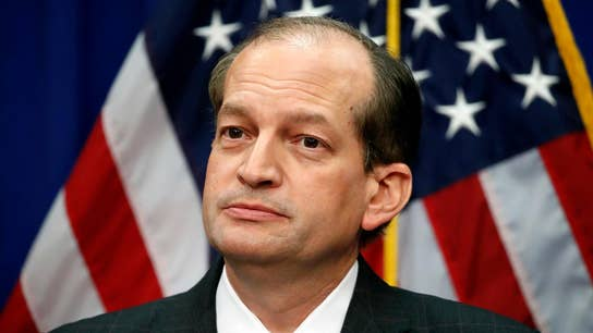 Labor Secretary Alexander Acosta: The goal was to put Epstein behind bars