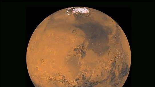 We need NASA: Mars Society President