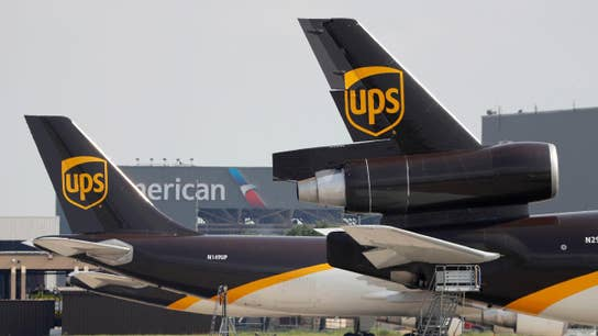 UPS CEO on Amazon and 24 hour shipping