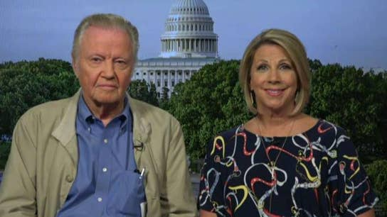 Actor Jon Voight, Gold Star mother Karen Vaughn push back against socialism