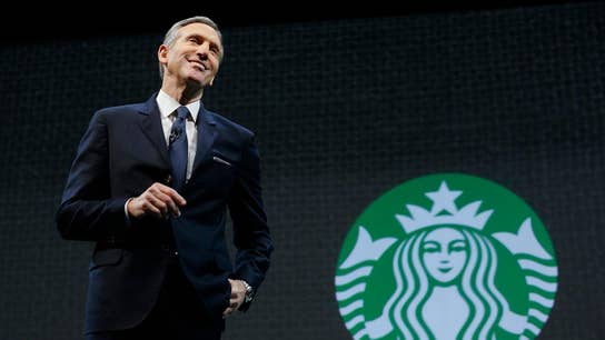 Howard Schultz reportedly hasn't ruled out 2020 bid