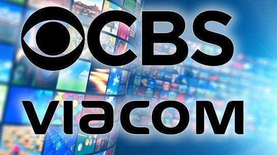CBS, Viacom agree to combine