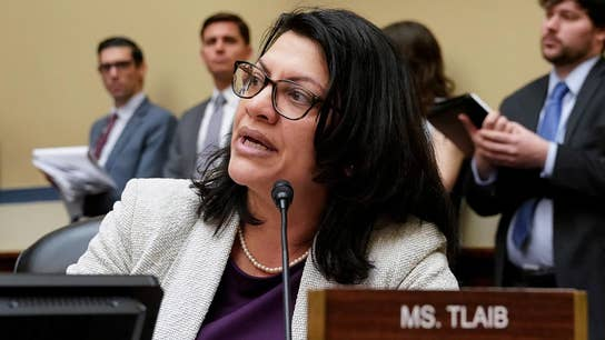 Rep. Rashida Tlaib rejects Israel's offer for her to visit sick grandma