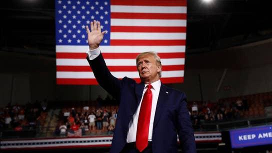Trump slams Democrats over border crisis