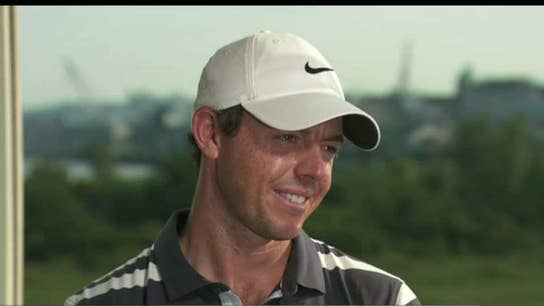 Rory McIlroy on the big business of golf
