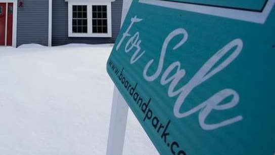 New home sales fall sharply while mortgages hit historic lows