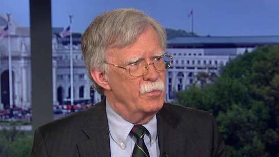 John Bolton: Iran will never get nuclear weapons