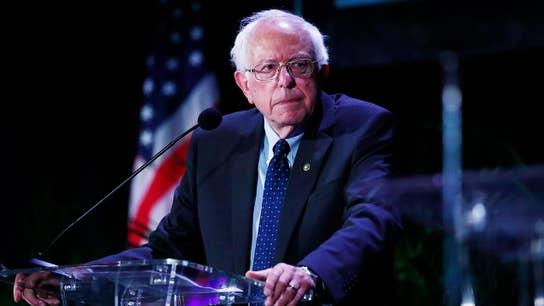 Bernie Sanders and Beto O'Rourke fall in new Iowa poll