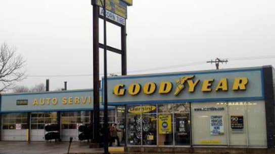 Goodyear Workers Take Over French Plant