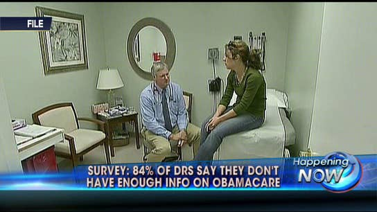 Doctors Aren't so Clear Over ObamaCare Changes