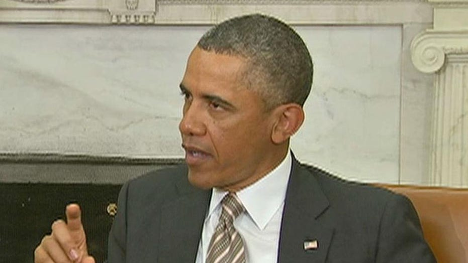 Obama Takes Questions on Sequester