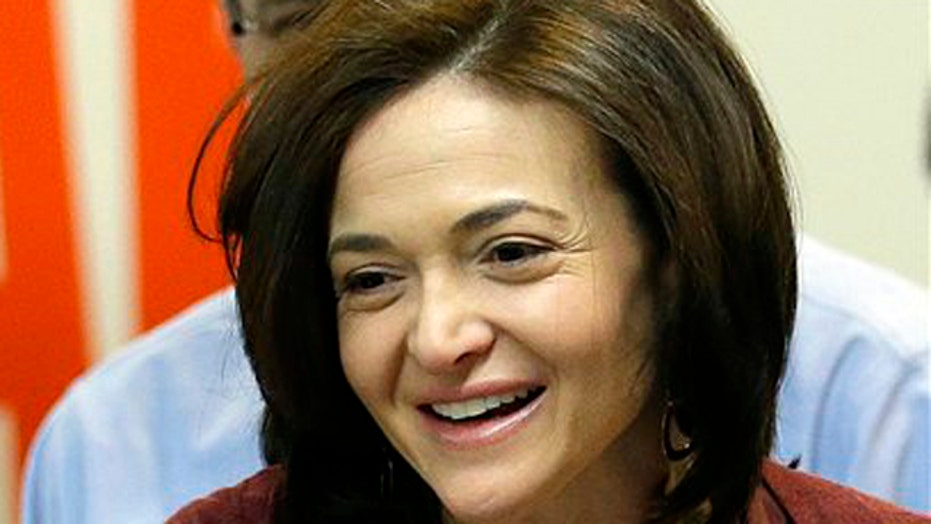 Is Sheryl Sandberg ignoring maternal instinct?