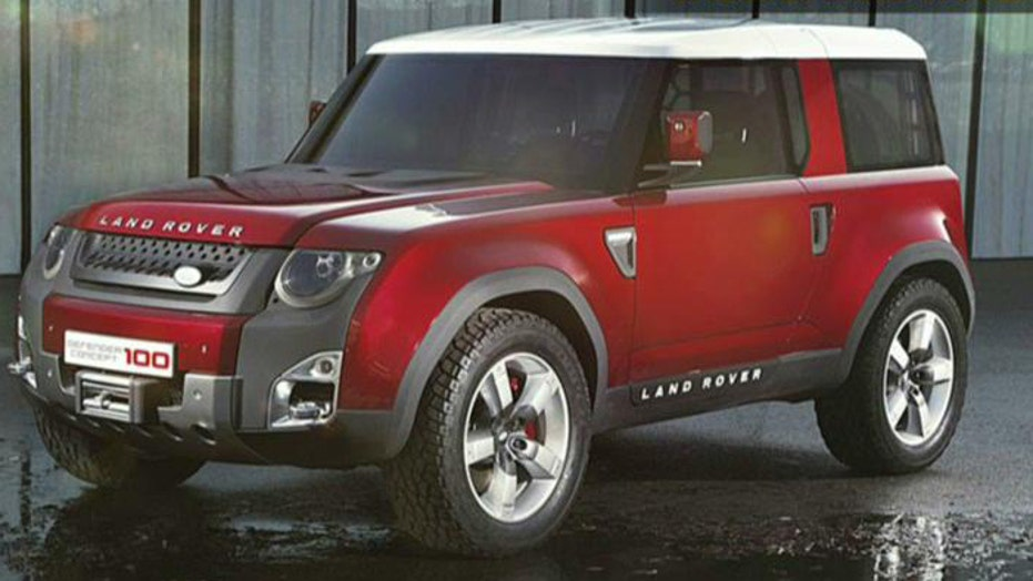 Daniel Craig Parades New Range Rover Around New York