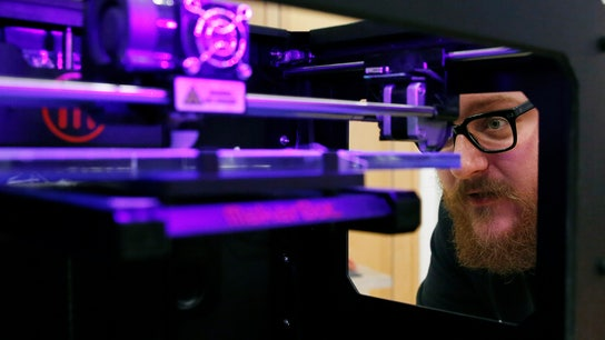 Mediabistro CEO: 3D Printing Like Internet in the '90s