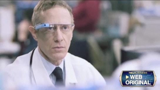 Doctors' Latest Tool: Google Glass