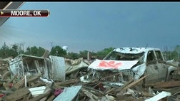 Continental Resources CEO Harold Hamm on the tornado that hit the Oklahoma City suburb.
