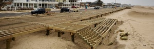 Small businesses along the Jersey Shore hit hardest by Hurricane Sandy have a lot riding on the upcoming Memorial Day weekend.