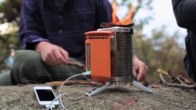 News on Main: It started as a low-emission camping stove that charges electronics. Today, the BioLite stove is used for emergency preparedness, in developing regions, and even by zombie enthusiasts.