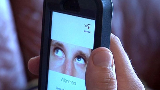 Take a Peek: Biometric Security Offers Relief from Passwords