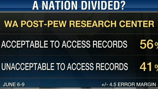 Nation Divided on NSA