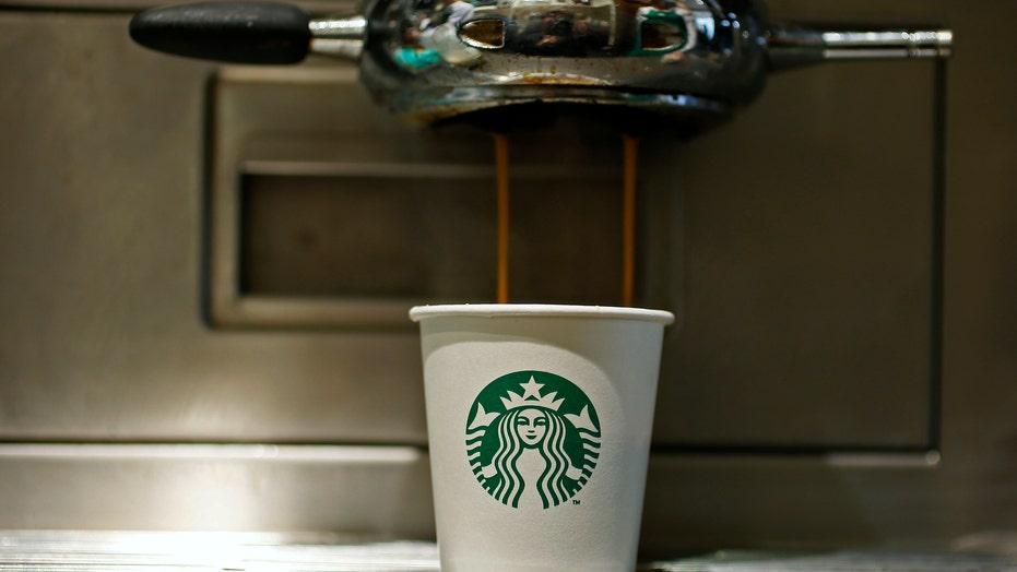Class-Action Suit Against Starbucks