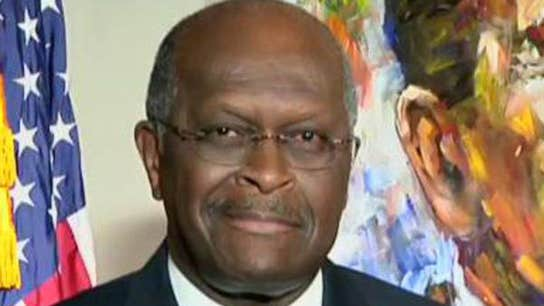Herman Cain: Obama Has a Crisis of Crises