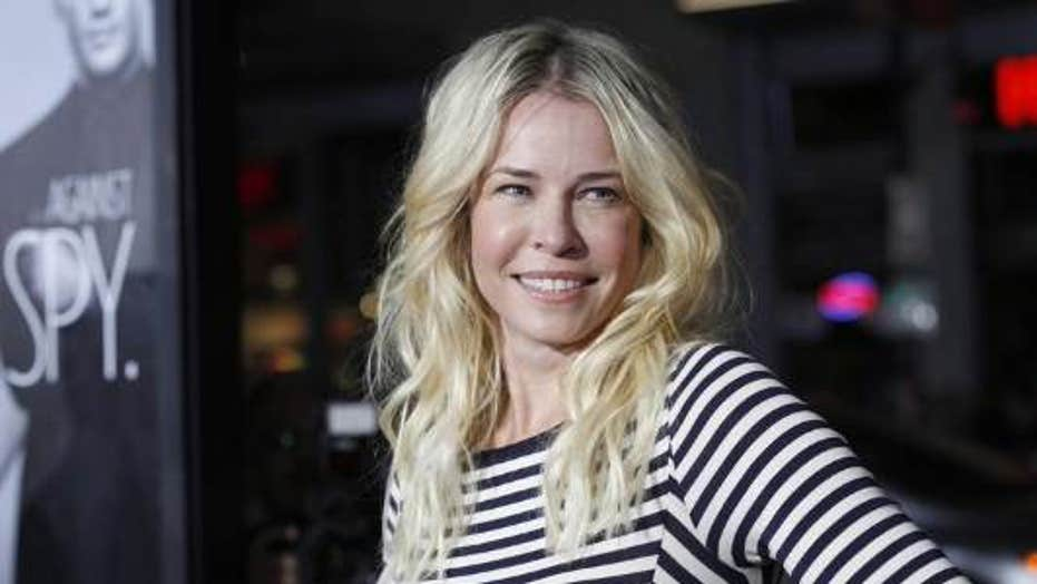 Naked pictures of chelsea handler foto 53