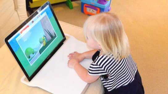 Kid Lid Protects Laptops From Child's Play